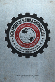 book cover, New Forms of Worker Organization