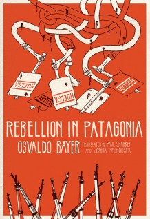 Book Cover Rebellion In Patagonia