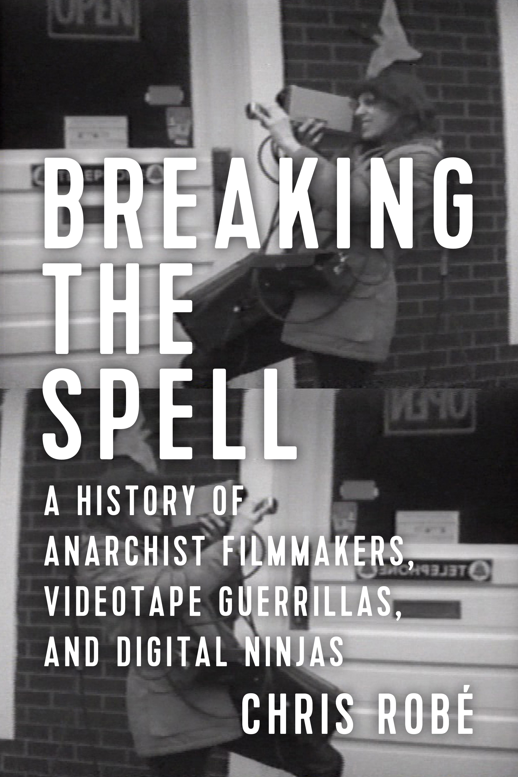 Book Cover Breaking the Spell